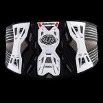 Troy Lee Designs KB 3305 White/Black