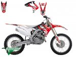 Комплект наклеек CRF450X 04-16 Dream 3