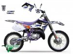 Комплект наклеек YZ125/250 93-95 Dream