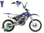 Комплект наклеек YZF250/450 14-16, WRF250 15-16 Dream