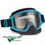 Recoil Xi Pro Snowcross Blue/black