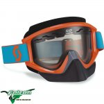 Recoil Xi Pro Snowcross Orange/blue