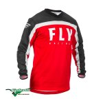 F-16 Red/Black/White