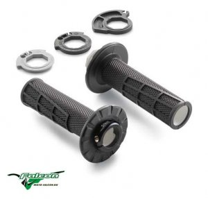 Ручки на руль KTM Lock-On Grip Set